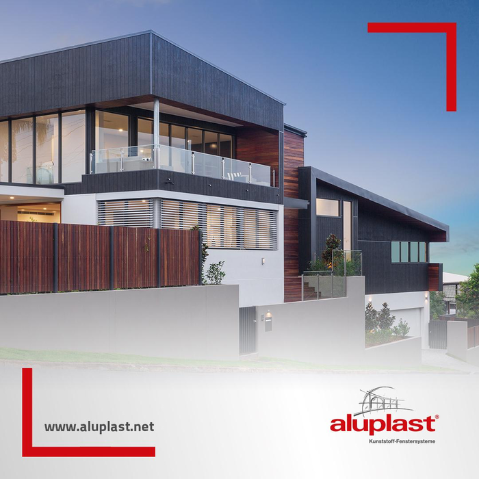 aluplast enhances colour offer with Smooth Anthracite Grey