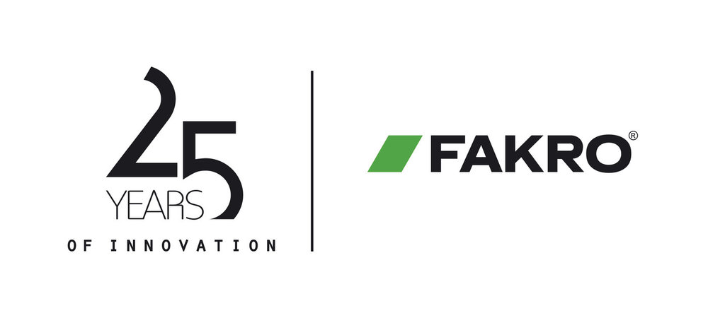 FAKRO - 25 years of innovation.