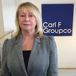Pamela Wilson, who is a Regional Sales Manager for Carl F Groupco,  now represents the hardware distributor in both Scotland and Ireland.