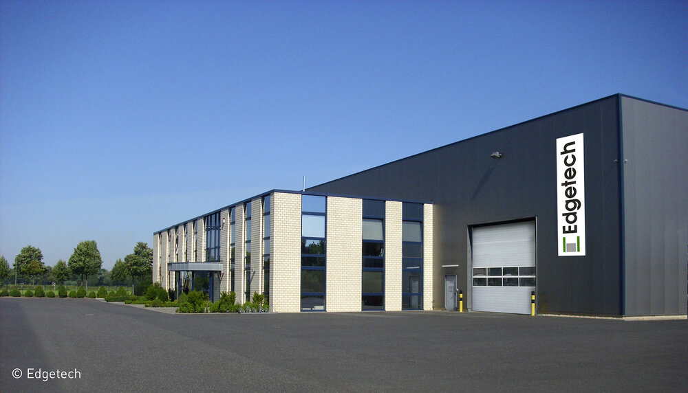 Edgetech headquarters in Heinsberg