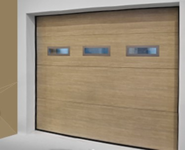 The customers can now choose the door glazing in the shape of a rectangle, square or circle.