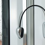 Suitable for both domestic and commercial use, the Safety Locking Cable Restrictor has been designed for use on all windows and doors including timber, aluminium and PVCu.