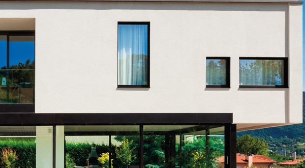 Exlabesa steel window KS59 Window Suite.
