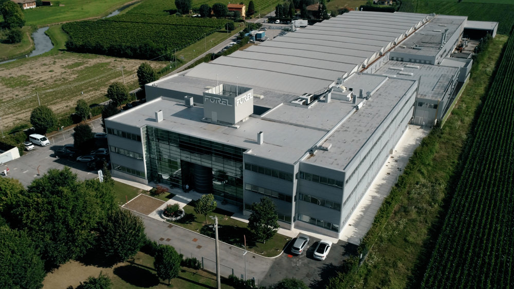 Forel Headquarters in Roncade (Treviso)