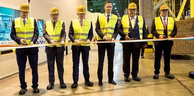 Guardian Glass inaugurates new laminated glass production line in Hungary
