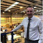 Mark Atkinson, sales director at Hurst Plastics