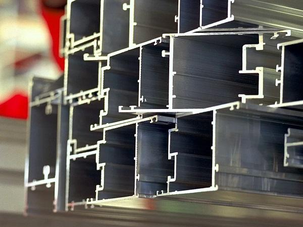 Extrusion profiles in Bellenberg, Germany.
