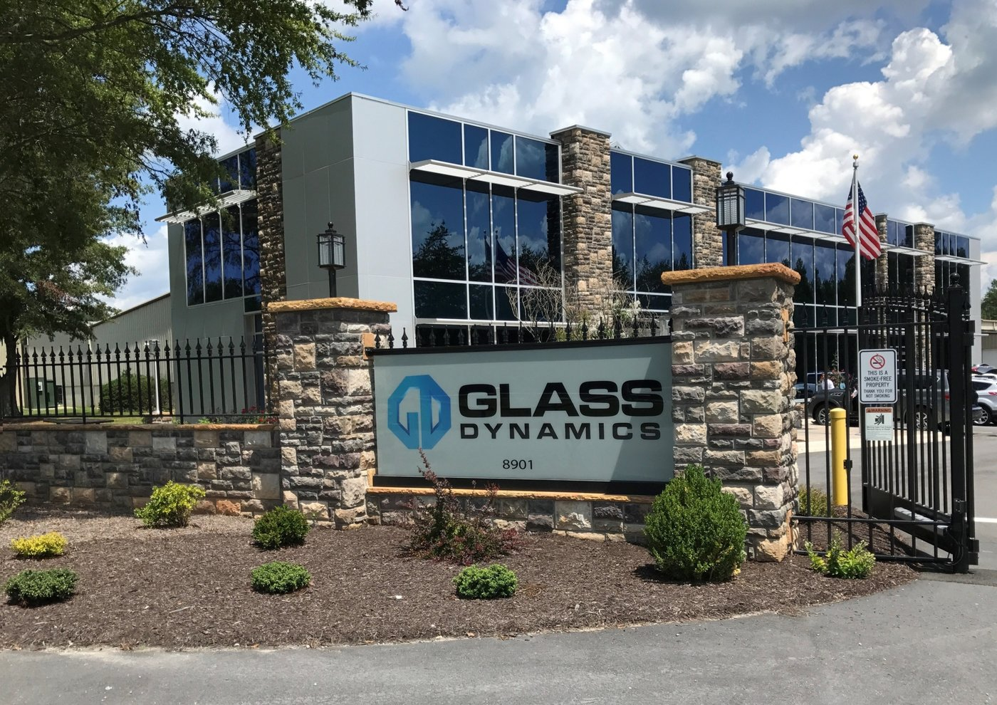 Purchasing 100% of the share capital of the Glass Dynamics Inc.