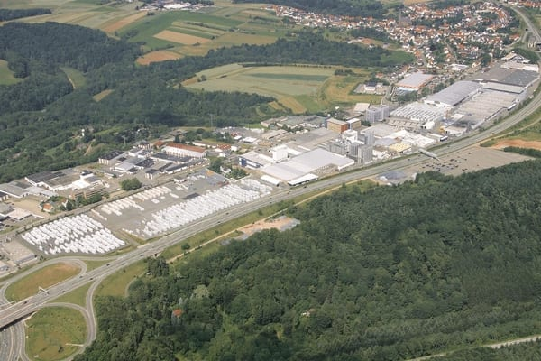 Profine expands Pirmasens site