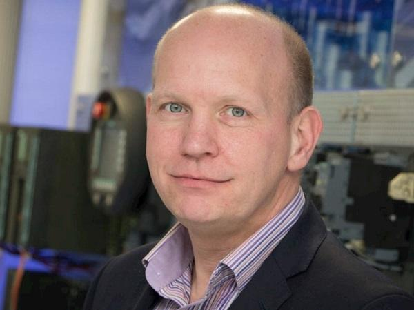 Stephen Haigh - The new Head for Glass for Siemens UK