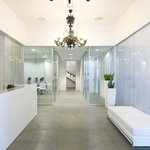 Flexible environments thanks to the glass partition windows