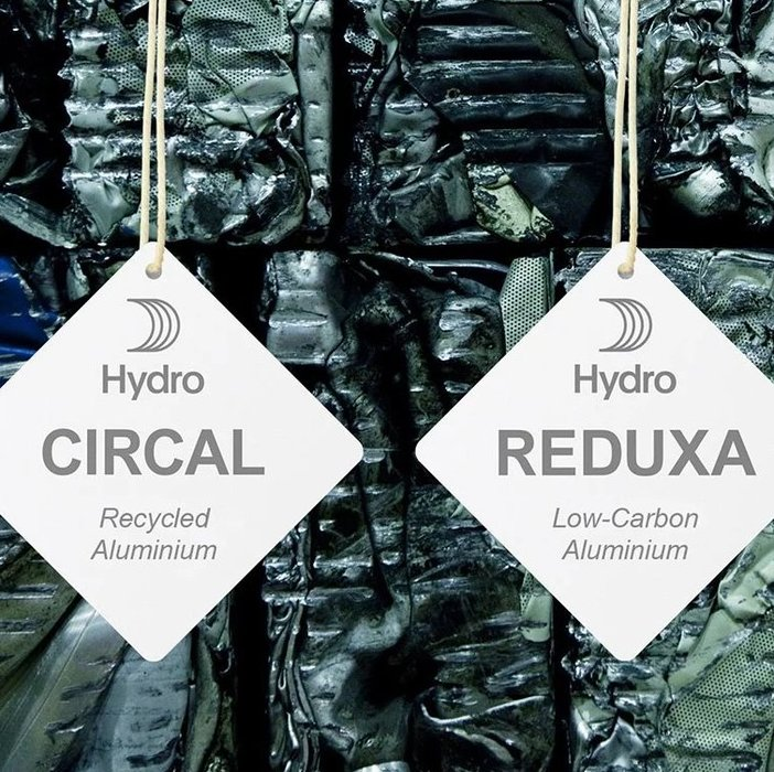 Hydro launches greener brands