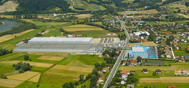 140 million PLN for the expansion of the WISNIOWSKI factory